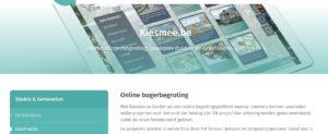 thumbnail-Tielt luistert via app naar prioriteiten van inwoners