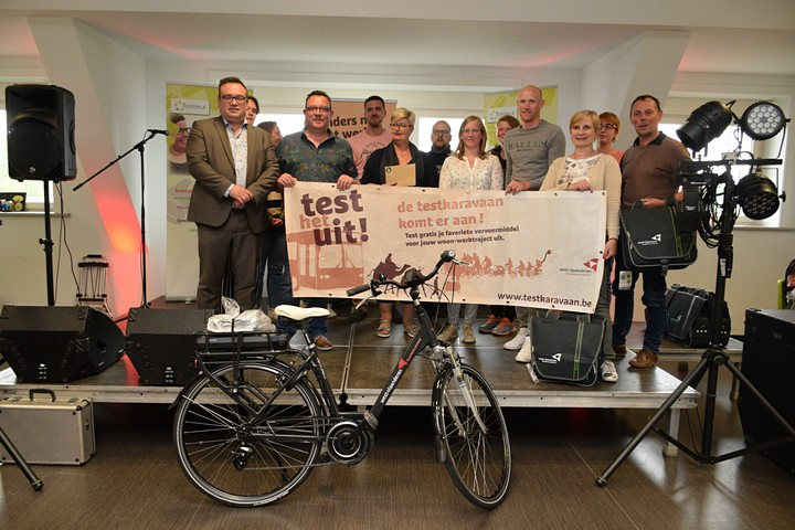thumbnail-Perle wint elektrische fiets