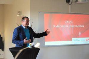 thumbnail-Unizo in Regina Pacis