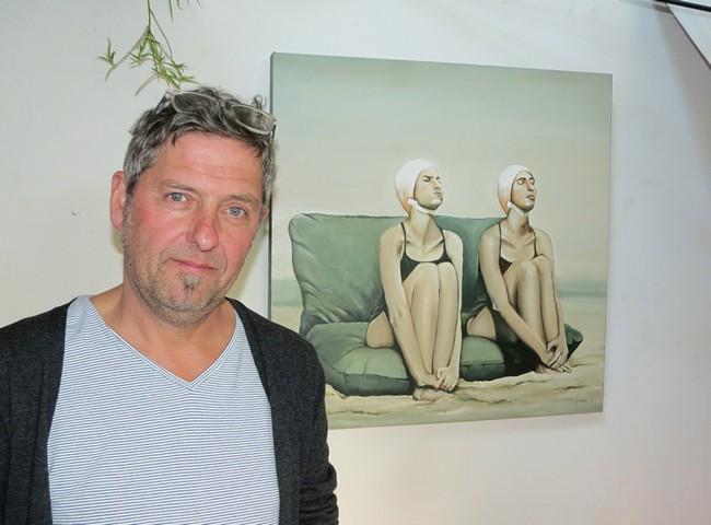 thumbnail-Johan Lemenu in cc de Brouckere