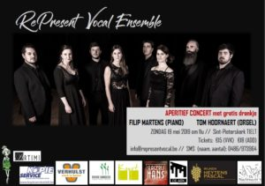 thumbnail-RePresent Vocal Ensemble in Sint-Pieterskerk