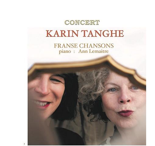 thumbnail-Karin Tanghe zingt Franse chansons